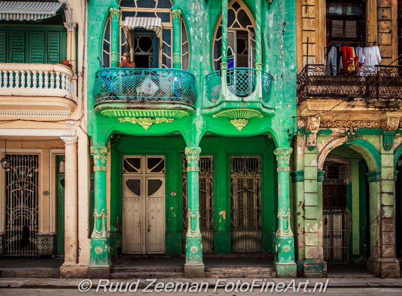 huis in Havana Cuba